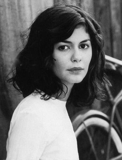 ♔ Audrey Tautou - Paint me like a French Girl
