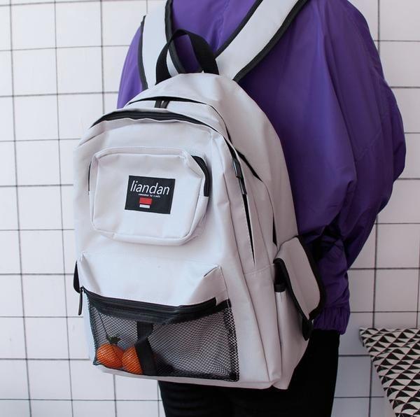 00a0c07ffe4 Japanese Schoolbag Female Student Korean Campus Harajuku Couple ...