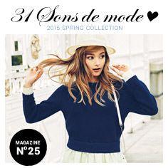 31 Sons de mode 春カタログNo25