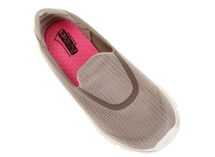 Tênis Skechers Feminino Casual Go Walk 3   Comparar preço - Zoom