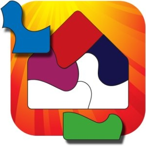 Shape Builder Learning Puzzle Game (Kindle Fire Edition