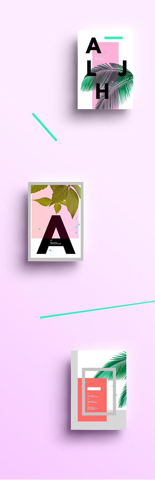 Alpha on Behance