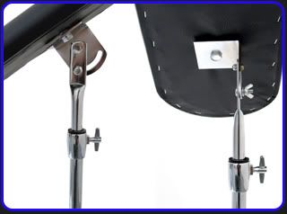 Armrest (Compact Portable) - Armrest - SHOP EQUIPMENT & FURNITURE - Worldwide Tattoo Supply