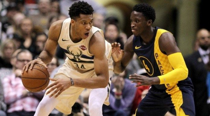 Report The Heat Want Cap Space For Giannis Antetokounmpo Or Victor Oladipo In 2021 In 2020 Victor Oladipo Gianni Heat
