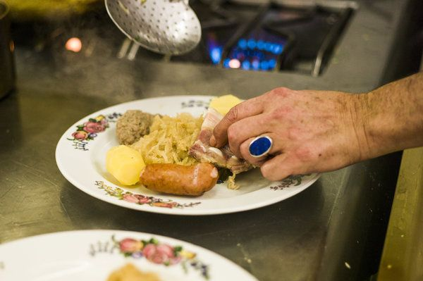 Tasting France Through 5 Signature Dishes - NYTimes.com   THE LIBYAN Esther Kofod www.estherkofod.com