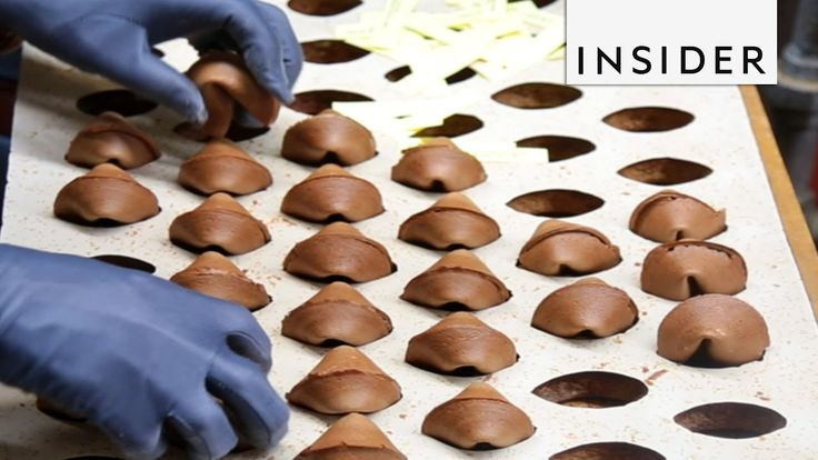 Golden Gate Fortune Cookie Factory in San Francisco has been handmaking fortune cookies for 55 years. The INSIDER team believes that life is an adventure! Su...