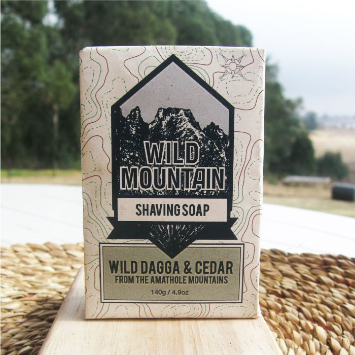 Andrea Barras - Wild Mountain packaging for Rondavel