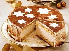 Zimt-Mascarponetorte (Cinnamon Mascarpone Torte)