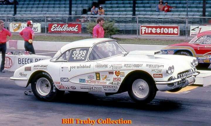 Modified Production   Drag racing cars, Vintage corvette ...  Corvette Modified Production Drag Cars