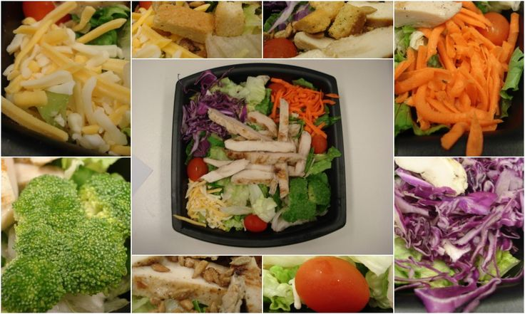 GrubGrade | Fast Food Review: Chargrilled Chicken Garden Salad from Chick-fil-A