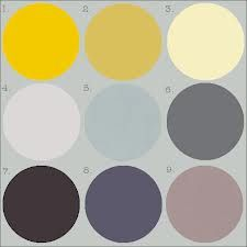 grey yellow interiors - Google Search