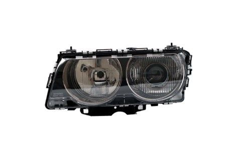Depo 344-1115L-USH2 BMW 7 Series Driver Side Replacement Headlight Unit