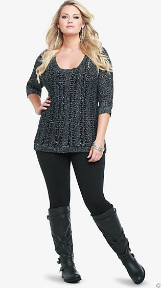 Torrid:: long this whole look!