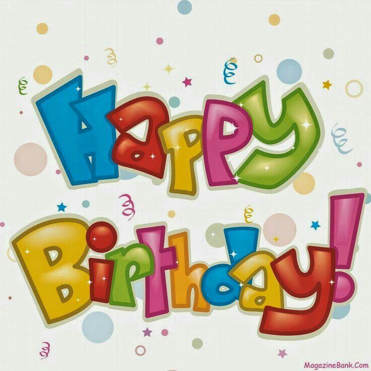 Happy Birthday! God Bless You!
