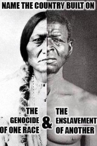 native american holocaust