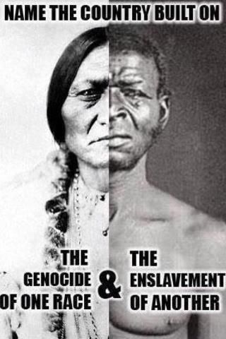 native american holocaust