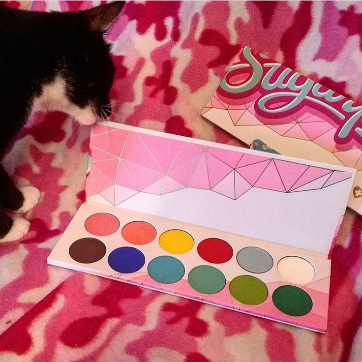 #sugarpill Pro Palette 🍭