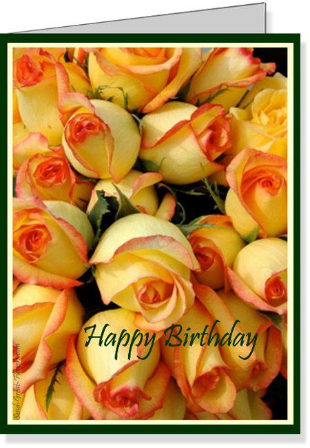 85 best Happy birthday images – Spanish Birthday Cards Free