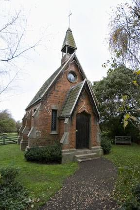 Chapel, Brickendon Estate, Tasmania