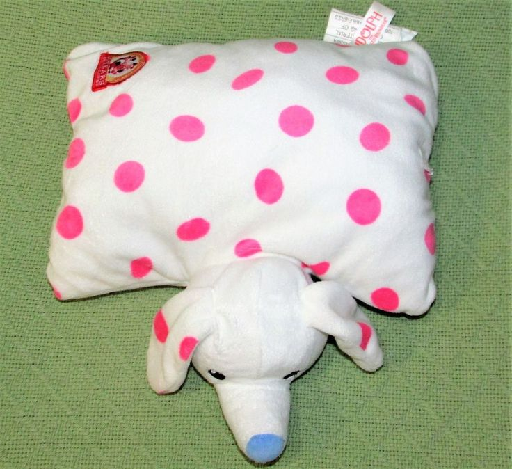 Rudolph MISFIT ELEPHANT Pillow Pet Plush Stuffed Spotted Toy 50th Anniversary  #RudolphCompany