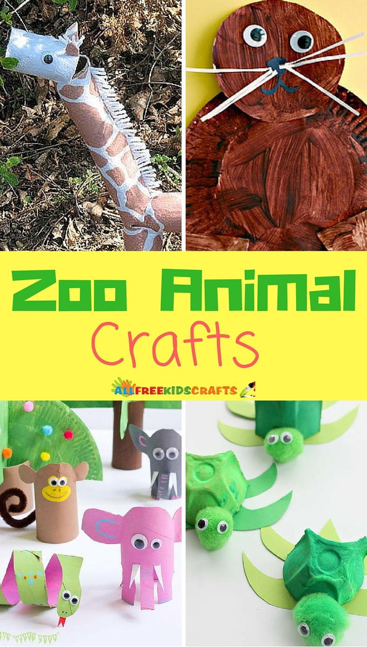 195 best animal crafts for kids images on pinterest animals