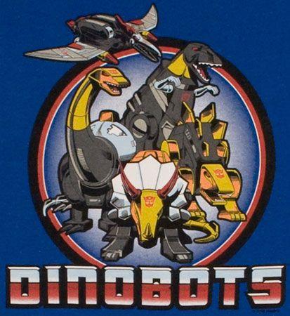 Dinobots:  the original is always the best!