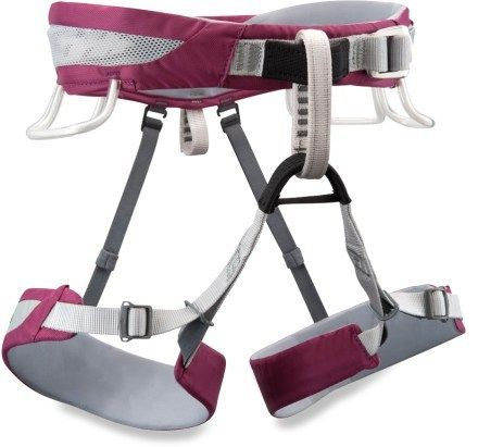 black diamond climbing harness: looking to actually get this if I can afford to start climbing...