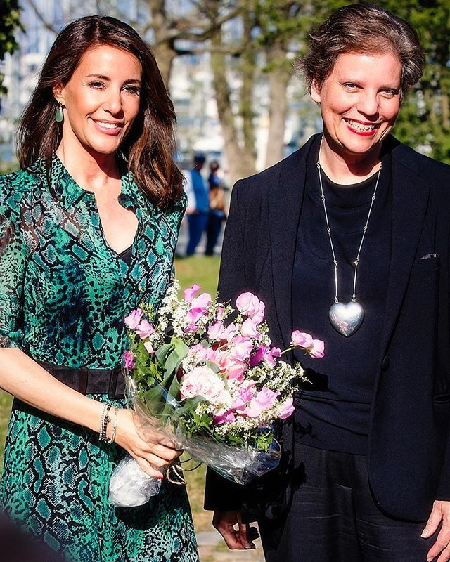 Det Danske Kongehus Pa Instagram Pa Rungstedlund Overvaerede
