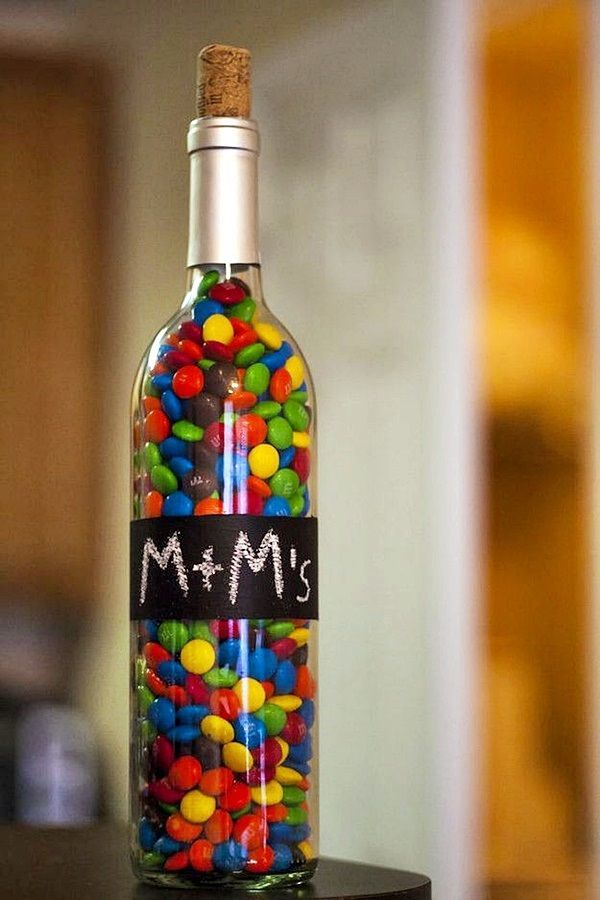 Intelligent Ways to Use Your Old Wine Bottles (31)