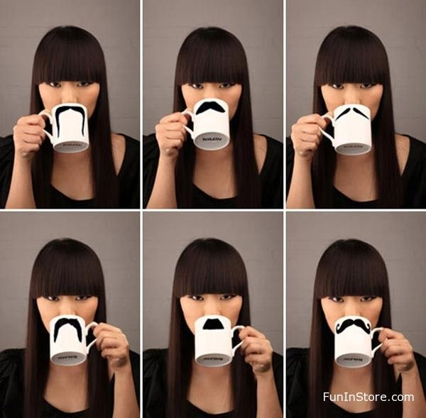 doo bopCrafts Ideas, Coffe Cups, Mugs Design, Gift Ideas, Whiskers, Coffee Cups, Mustaches, Christmas Gift, Coffee Mugs