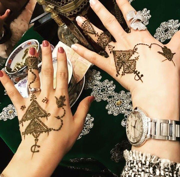 صور نقش الحناء Henna Hand Tattoo Hand Henna Henna Designs Hand
