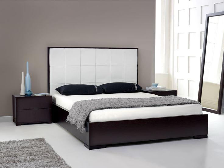 Bella Walnut Bed
