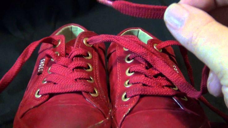 Rima para aprender a atarse los cordones de las zapatillas y zapatos, ví...