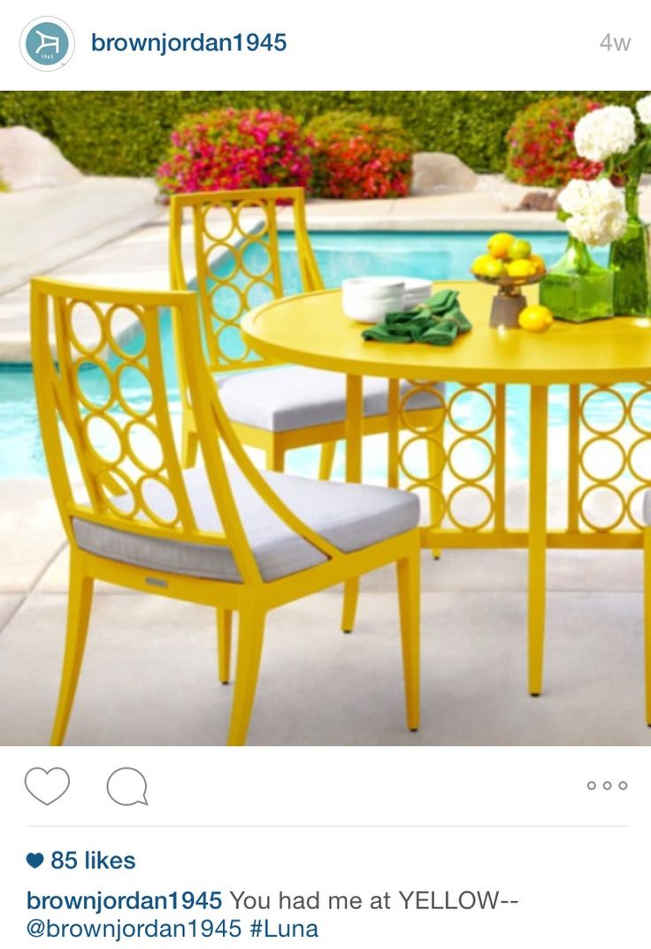 Best Images About Michael Berman For Brown Jordan On Pinterest - Jordan outdoor furniture