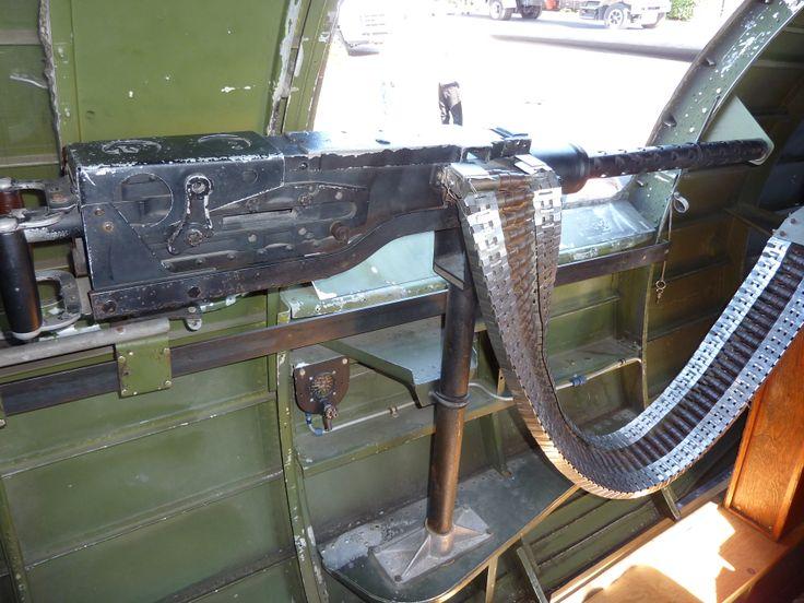 Restored Memphis Belle waist gunner position | Reference ...