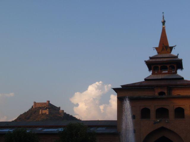 Wooden Mosque Srinagar