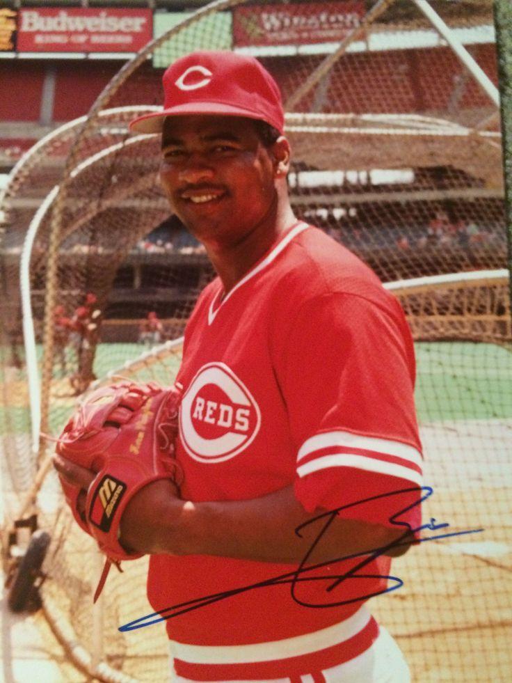 JOSE RIJO 1990 REDS World Series MVP Cincinnati reds