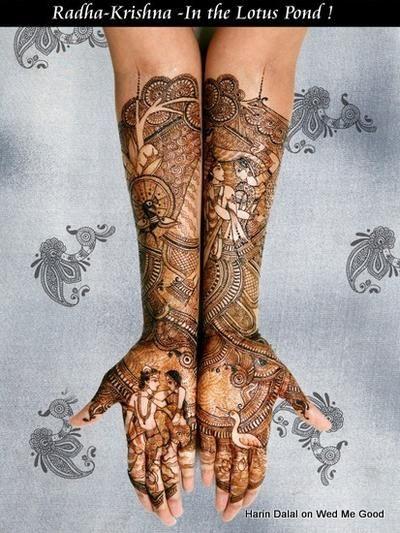 Harin Dalal Bridal Mehendi Artist Info & Review | Wedding Mehendi Artist in Mumbai,Surat | Wedmegood