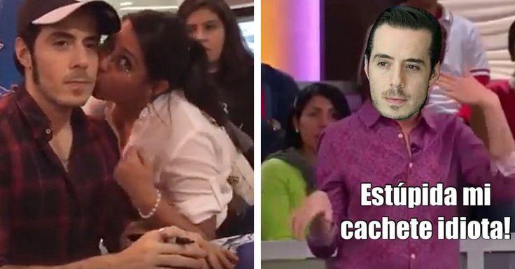 Tras viralizarse el video donde el ex vocalista de panda Pepe Madero se limpia los besos de sus fans, se volvió tendencia en Twitter bajo el apodo #LadyPanda