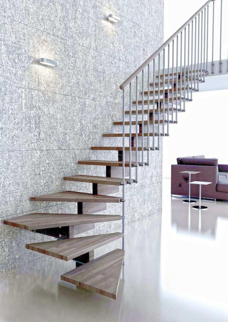 Escalier design pour une déco dintérieur moderne e en 75 idées collage contemporary design