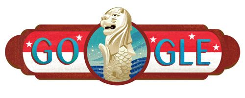Singapore National Day 2016  Date: August 9 2016  Location: Singapore  Tags: merlion National Holiday