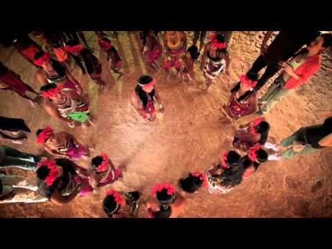 Video promocionando las tradiciones, danzas y naturaleza de Panama