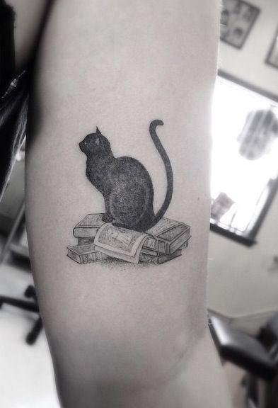 Negra tat ...minus the books ha                                                                                                                                                                                 More