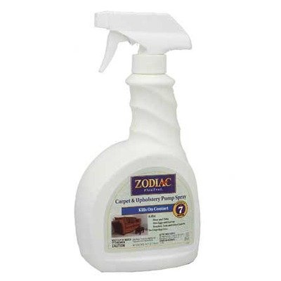 http://procarpetsupply.com/flea-and-tick-removing-carpet-and-upholstery-spray/ 63230  Features: -Carpet and upholstery pump.-Capacity: 24 oz. Dimensions: -Weight: 1.5 lbs.-Dimensions: 7.63'' H x 2.63'' W x 2.63'' D.