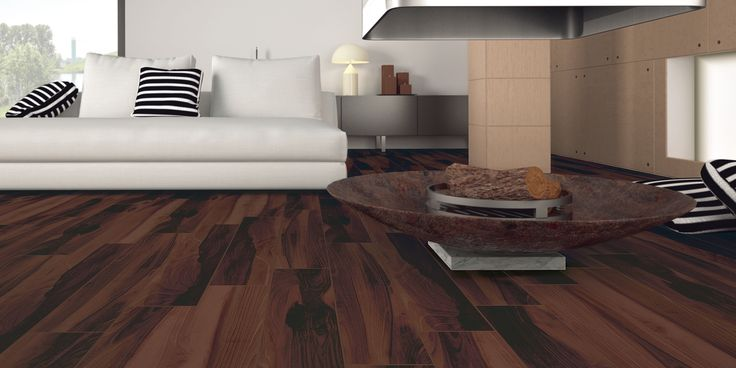 Tiger Wood Floor Tile