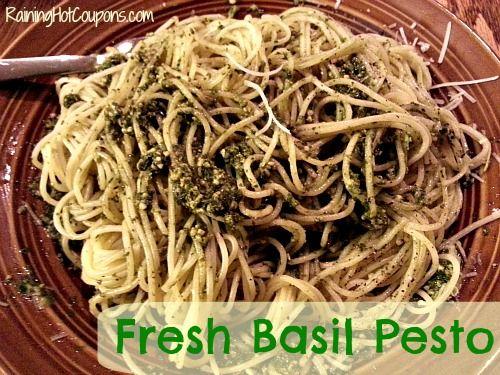 Fresh Basil Pesto Main Fresh Basil Pesto Recipe ~ A Sauce for Every ...