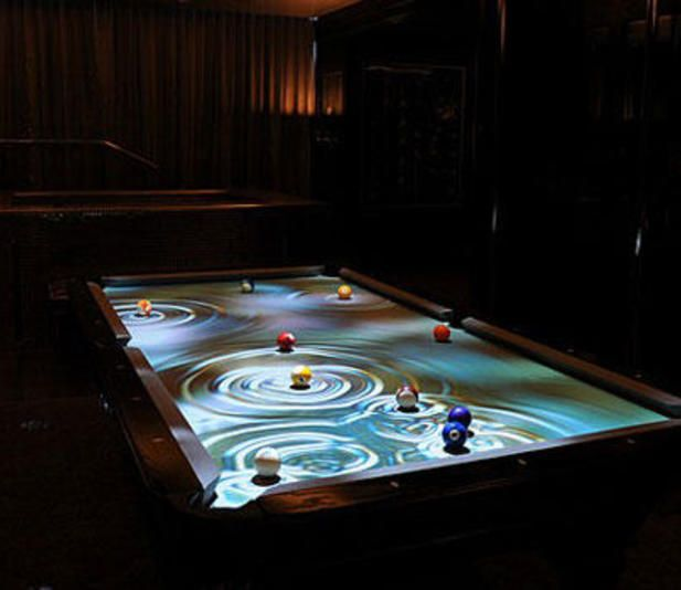 Pool Table Light Projector: 17 Best Images About Mancaves On Pinterest