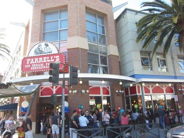 Farrell S Ice Cream Parlour Restaurants Brea Ca