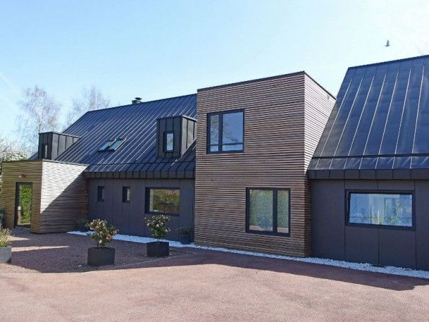 Epingle Sur Contemporary Houses