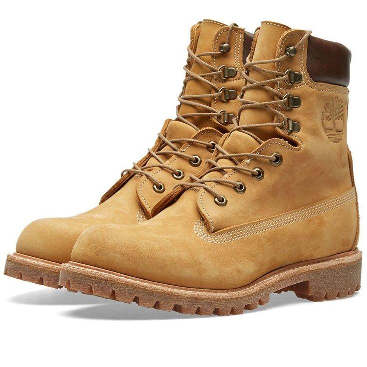 "Timberland USA Made 8"" Boot,"